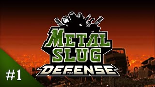 METAL SLUG DEFENSE: #1 - Lembrando dos Tempos de Fliperama PC Gameplay em 1080p