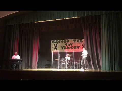 Queens Vocational and Technical High School talent show (5-16-18)