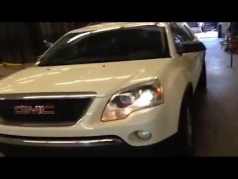 Used 2012 GMC Acadia AWD 4 door SL 4 Door Sport Utility Lexus of Edmonton Used cars Alberta