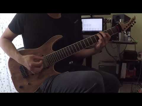 The Contortionist - Clairvoyant Guitar...