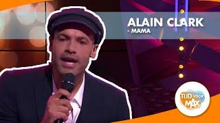 Alain Clark zingt liedje voor Moederdag