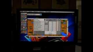 OUYA - Dosbox - SIMCITY 2000!