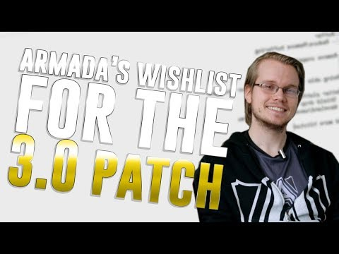 Armada's Wishlist for ULTIMATE'S 3.0 PATCH