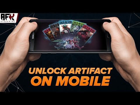 How To Play Artifact On A Mobile Phone Using Chrome Remote Desktop (Android And Ios)