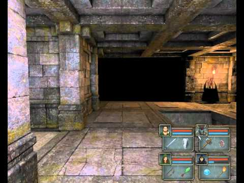 Legend Of Grimrock - LVL 6 Halls Of Fire Secret