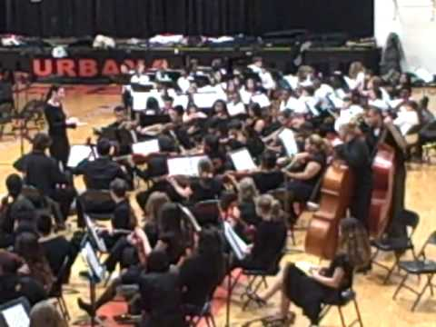 Urbana High School Chamber Orchestra 1 of 4
