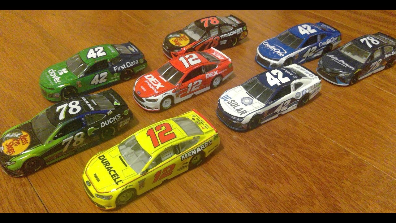Download My 2018 Diecast Collection