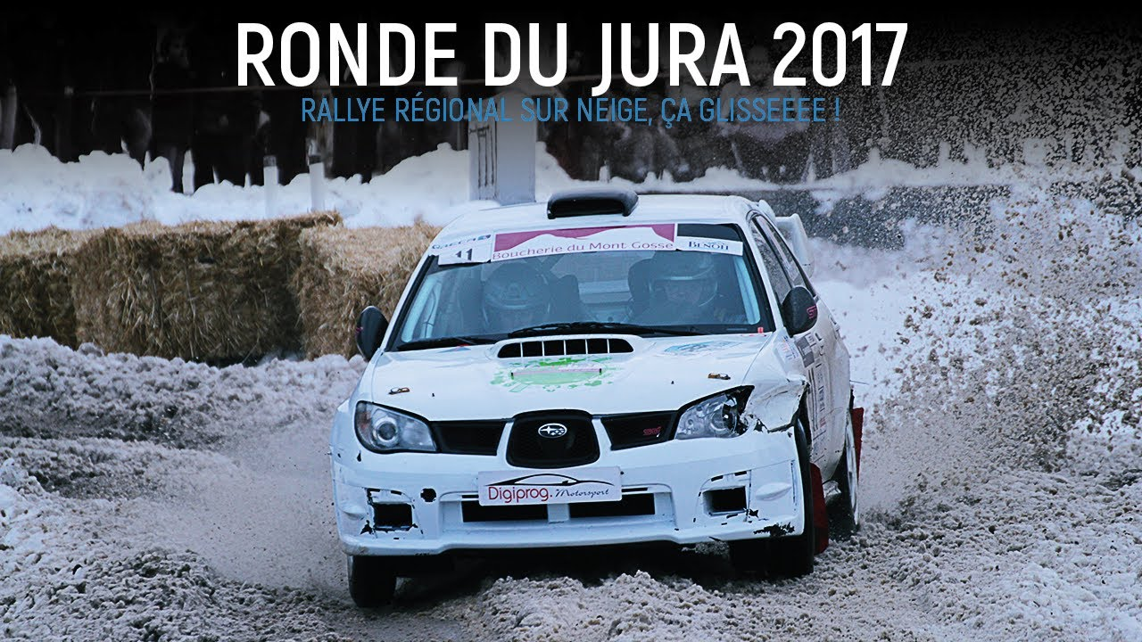 rallye ronde du jura 2017 youtube. Black Bedroom Furniture Sets. Home Design Ideas