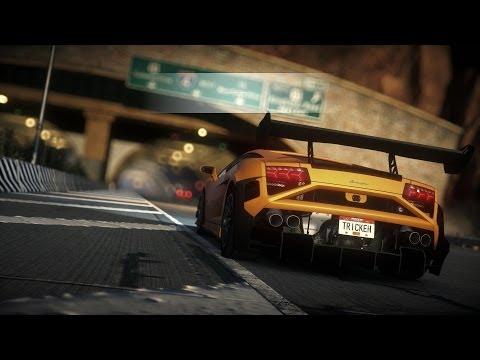 NFS Rivals - Lamborghini Miura & Gallardo Super Trufeo DLC - First impression gameplay racers & cops