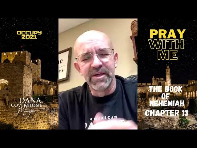 Pray With Me - Wednesday - Nehemiah 13