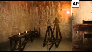Secret torture chambers in town that inspired Narnia