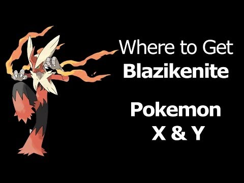 How & Where to catch/get: Banette in Pokemon X and Y from YouTube · High Definition · Duration:  4 minutes 30 seconds  · 82.000+ views · uploaded on 31-10-2013 · uploaded by Pheonixmaster1