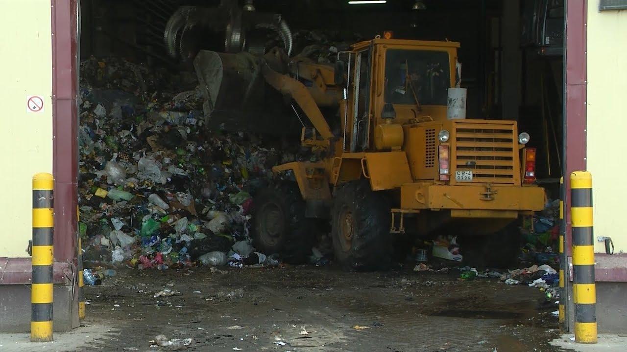 Превратить мусор в деньги: опыт Гродно