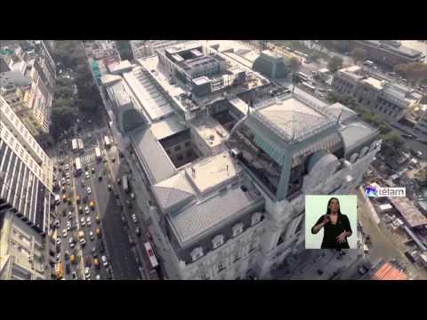 La admiración y la emoción se conjugaron en la inauguración del Centro Cultural Kirchner