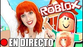 🔴 ROBLOX en DIRECTO!! ¿A qué quieres jugar conmigo hoy?