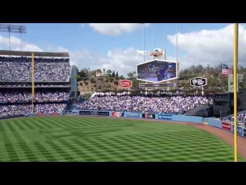Opening Day 2013 Countdown @ Dodger Stadium