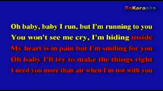 EDWARD MAYA- Stereo love Full KARAOKE instrumental
