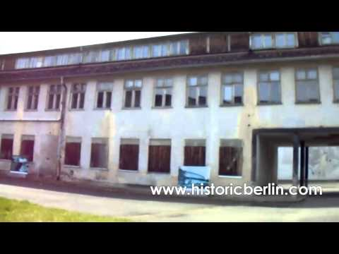 The abandoned 1936 Olympic Village - Historic Berlin