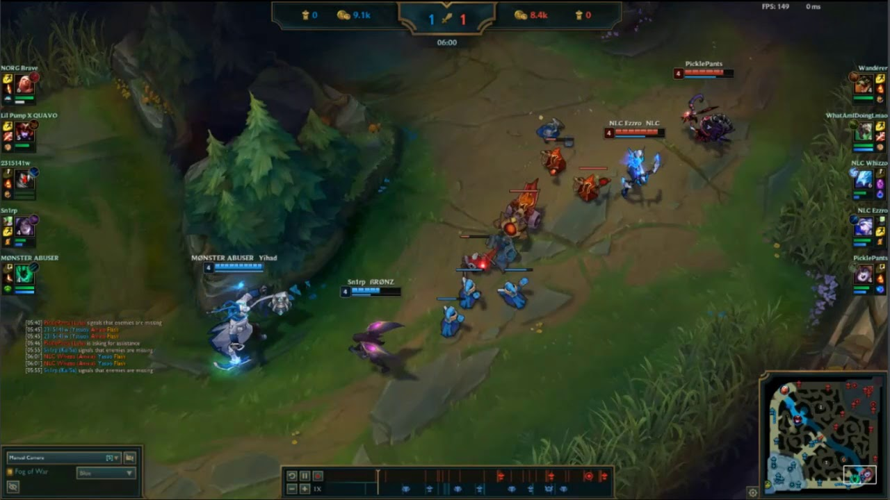 How to Use the Map's Resources to Track the Enemy Jungler in