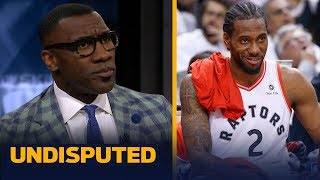'I was very disappointed' Kawhi chose the Clippers over Lakers - Shannon Sharpe | NBA | UNDISPUTED