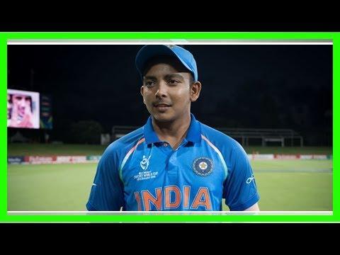 ICC U-19 World Cup 2018: India trounce Australia by 100 runs to make winning start to tournament- F
