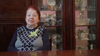 Смотреть видео Наш депутат Елена Киселёва поздравляет земляков с Днём Ленинградской Победы онлайн