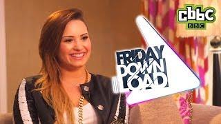 CBBC: Demi Lovato Interview on Friday Download