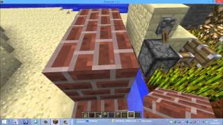Video de Minecraft en creativo mudo con canciones