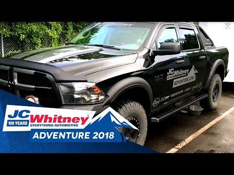[NEWLY UPGRADED] JC Whitney Adventure 2018 Ram Truck