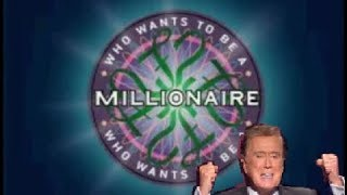 ONE MILLION DOLLARS | Who Wants To Be A Millionaire Second Edition
