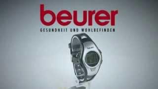 Produktvideo zu Pulsuhr mit Fingersensor Beurer PM 15