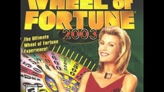 Wheel Of Fortune 2003 PC Game 5