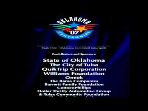 Oklahoma Centennial: PART 5 - Music and Video Projection Only: Tulsa, OK