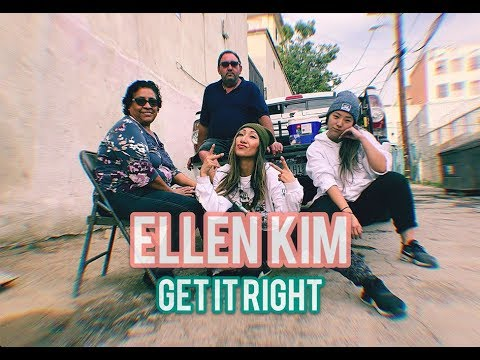 'GET IT RIGHT' Diplo ft MØ | ELLEN KIM CHOREOGRAPHY
