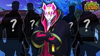 DRIFT'S NEW SQUAD!? SEASON 5 NOUVEAU SHORT métrage SKIN-Fortnite