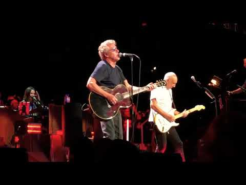 The Who - Who Are You Live In Tampa With Orchestra 9/22/19 Moving On Tour