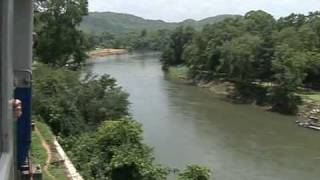 The Train to the Bridge on the River Kwai (Kanchanaburi, Thailand)—on RodMcNeil.TV