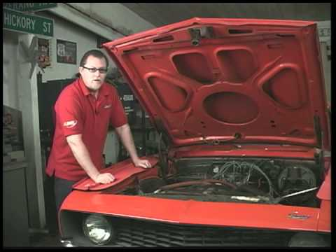 Edelbrock Carburetors - Removal