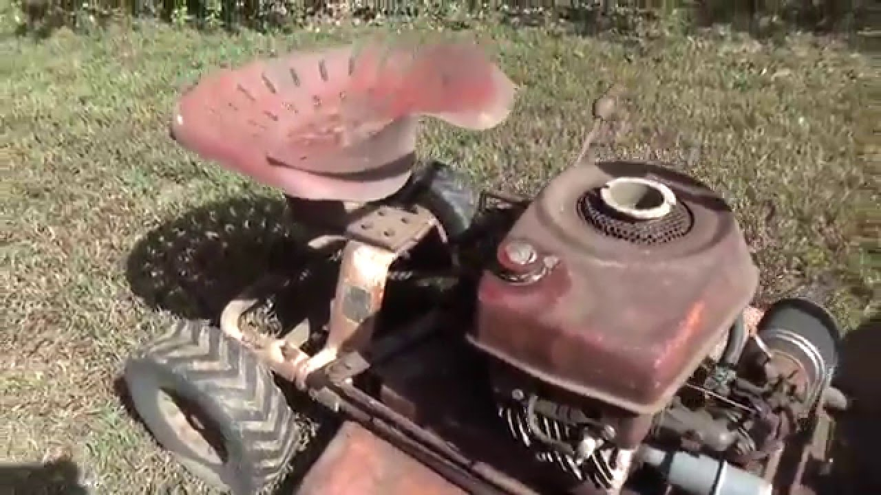 Riding Lawnmower Classic Musgrave Riding Mower - Youtube