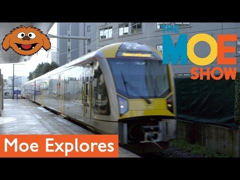 The Moe Show: Moe Explores — Railway Station