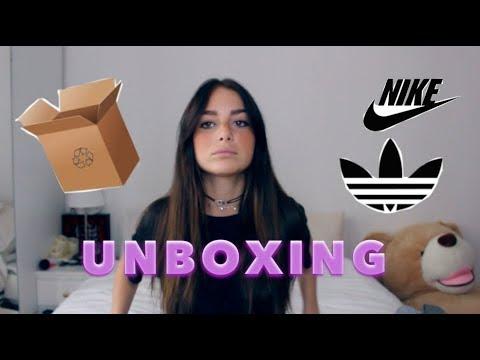 Nike Youtube Haul Adidas Et Unboxing Vintage ZCwSqFw