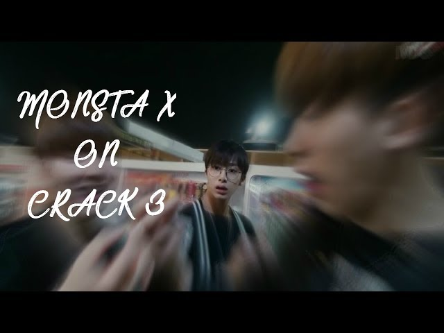 MONSTA X ON CRACK 3 | HYUNGWON'S WATCHING PORN