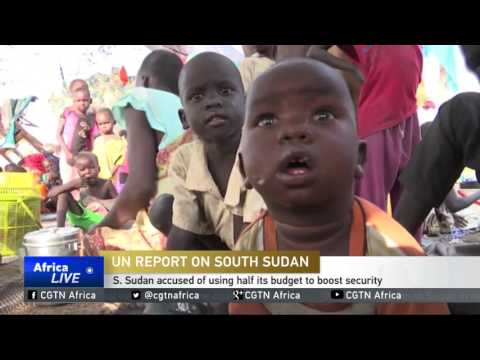 UN accuses South Sudan of buying arms with oil money