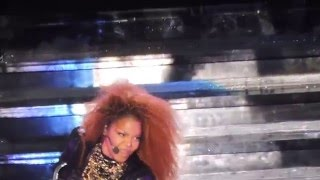 Janet Jackson Unbreakable Live Escapade/When I Think Of You/All For You/All Nite