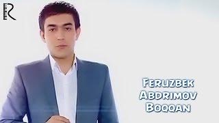 Ферузбек Абдримов - Боккан