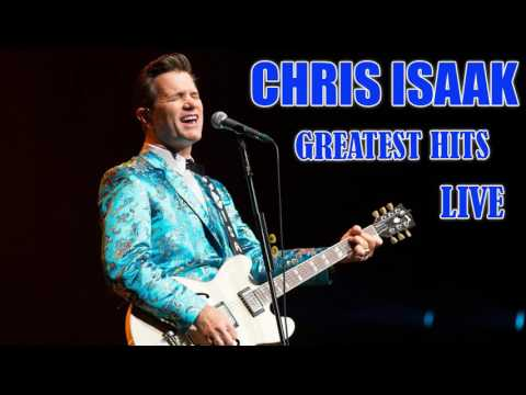 The Best Of Chris Isaak || Chris Isaak Greatest Hits Live Concert