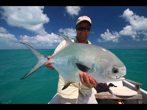 Fly Fishing Belize 2013