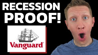How to Build a Vanguard Index Funds RECESSION PROOF Portfolio   Recession Proof Investing Plan 2020