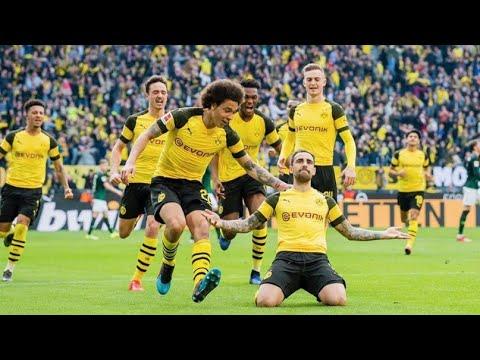 Download Borussia Dortmund 3 Wolfsburg 0