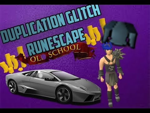 OSRS Duplication Glitch 10mil+ AN HOUR *WORKING*
